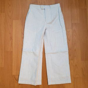 NWT Olive Juice Pinstripe Elastic Girl's Pants